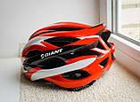 Шлем велосипедный GIANT 2016 Красный, фото 3