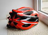 Шлем велосипедный GIANT 2016 Красный, фото 4