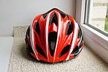 Шлем велосипедный GIANT 2016 Красный, фото 5