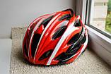 Шлем велосипедный GIANT 2016 Красный, фото 6