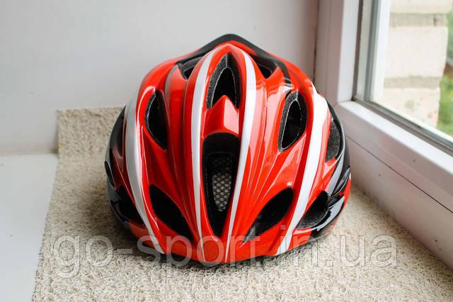 Шлем велосипедный GIANT 2016 Красный