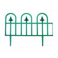 Декоративный забор Суматра (190 cм) зеленый