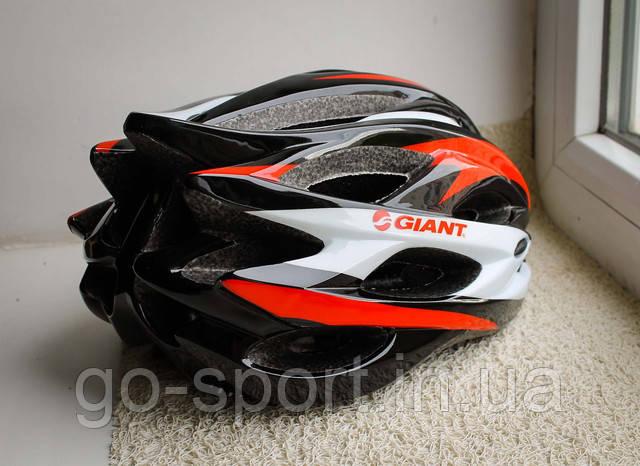 Шлем велосипедный GIANT 2016 Черный