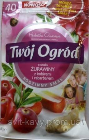 Twoj Ogrod Клюква з имбирем+ревень, фото 2