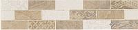 Zeus Ceramica декор Zeus Ceramica Casa Cotto classico 7,5x32,5 fascia brick beige (ZMX28A1)