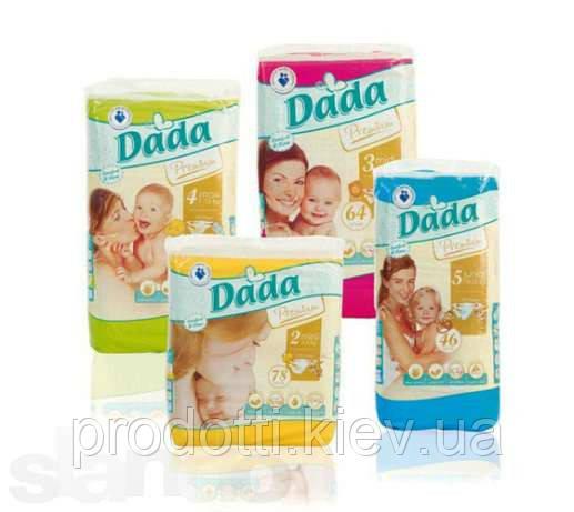 Пдгузники Dada, известный польский бренд от магазина Prodotti