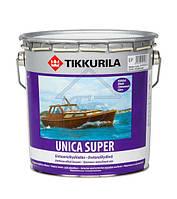 Tikkurila Уника Супер глянцевый лак 0,9л