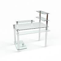 Компьютерный столик Гиперион 1300х700х1100/750