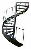 Лестницы винтовые, фото 2