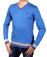 Легкий мужской свитер молодежный на осень