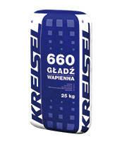 KREISEL 660 Известковая шпатлевка, 25 кг.