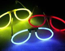 Світлові неонові браслети 1 лот = 100 штук, фото 3