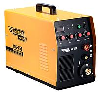 Сварочный инвертор полуавтомат 2 в 1 Kaiser MIG-250 BP