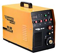 Сварочный инвертор полуавтомат 2 в 1 Kaiser MIG-300 BP
