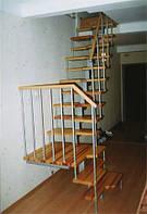"Лестницы ""утиный шаг"""