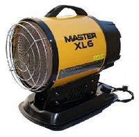 Инфракрасные тепловые пушки MASTER XL 6