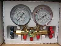 Манометрический коллектор R-22, R-12, R-502. CT-536C