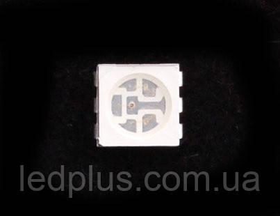 Светодиоды 10шт SMD5050 RGB