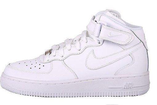 afc059db Купить Детские кроссовки Nike air force 1 mid (gs) (Артикул: 314195 ...
