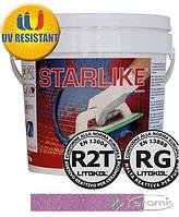 Litikol затирка Litokol Glamour (С.370 цикламен) 5 кг