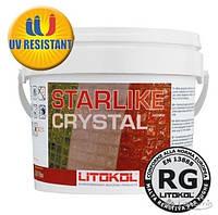 Litikol затирка Litokol Crystal 0-2 (С.350 хамелеон) 2,5 кг