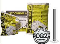 Litikol затирка Litokol Litochrom 1-6 (С.30 серый перламутр) 5 кг