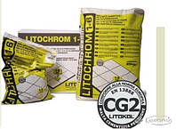 Litikol затирка Litokol Litochrom 1-6 (С.50 жасмин) 5 кг