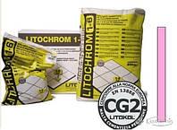 Litikol затирка Litokol Litochrom 1-6 (С.140 роза) 5 кг