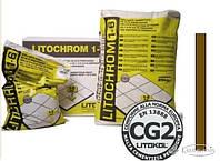 Litikol затирка Litokol Litochrom 1-6 (С.710 коричневый) 5 кг