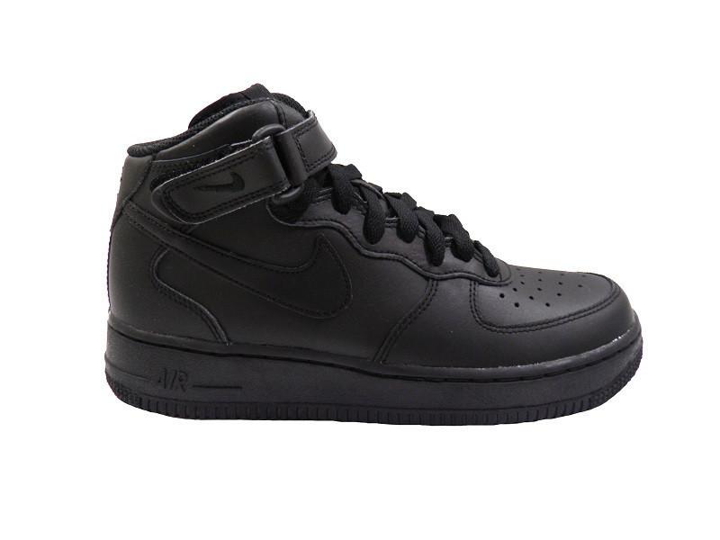 Детские кроссовки Nike air force 1 mid (gs) (Артикул: 314195-004)