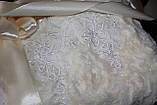 Конверт на выписку из роддома с кружевом, фото 5