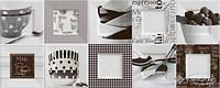 Ibero декор Ibero Black&White Buffet 20x50