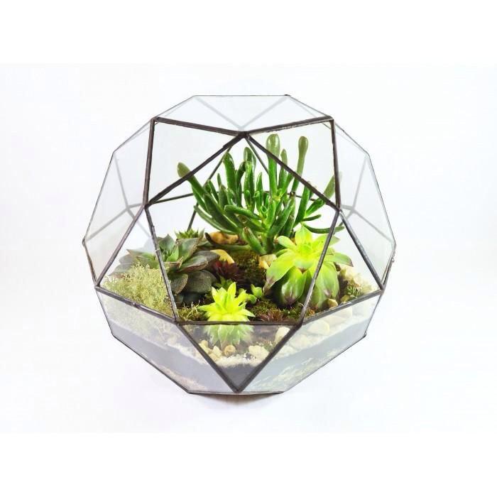 Флораріум для квітів (Куля) 300х300