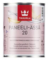 Акрилатный лак Tikkurila Paneeli-Assa матовый 2,7 л