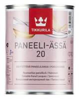 Акрилатный лак Tikkurila Paneeli-Assa полуматовый 0,9 л
