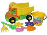 """Грузовик """"Multi truck"""" с набором для песка,Тигрес, 39204"""