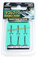 Двойник Hayabusa Double Hook №12 (6шт) паяный
