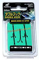 Двойник Hayabusa Double Hook № 8 (5 шт) паяный