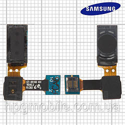 Динамик (speaker) для Samsung Galaxy Ace 2 i8160, со шлейфом, оригинал