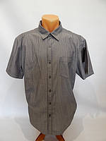 175РК Мужская рубашка с коротким рукавом MEXX