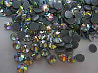 Термо-стразы Asfour Almass ES ss20 crystal AB (4,6-4,8мм) 100шт