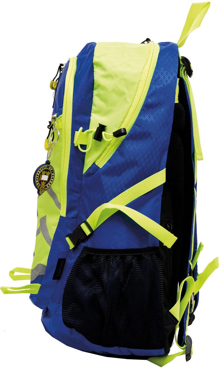 """Рюкзак подростковый Х232 """"Oxford"""", синий, 552868, фото 1"""