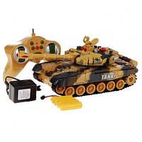 Детский боевой танк 9993 на радиоуправлении (цвет уточняйте)