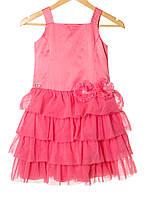 Платье розовое 8 лет (Д)