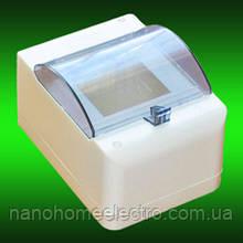 Коробка для 3-5 автоматов серия ОВ5 со стеклом