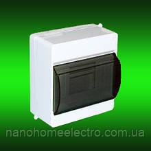 Коробка для 4-6 автоматов серия ОВ6 со стеклом