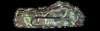 Чехол под катушку Libao 1 м (3 отделения)