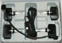 Система контроля давления и температуры колес автомобиля TPMS series PHANTOM СА 2530