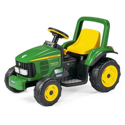 Детский трактор Электромобиль John Deere 6V Peg-Perego  IGED1167, фото 2