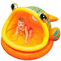 Детский бассейн Intex 57109, Рыбка